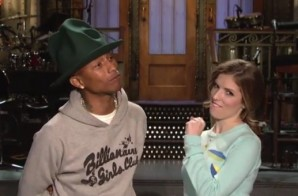 Pharrell – SNL Promo (Video)