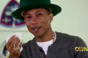 Pharrell Gets Emotional On 'Oprah Prime' (Video)