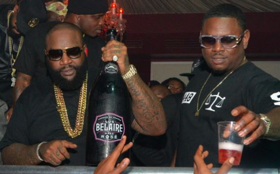 rickrosshowmanydrinks Rick Ross - How Many Drinks (Remix)