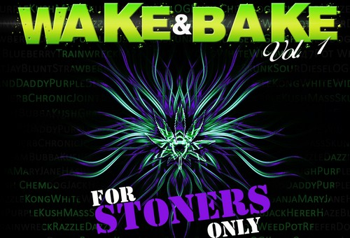 Shade 45 – Wake & Bake (Mixtape) (Hosted By DJ Whoo Kid, DJ Caesar & Coach PR)