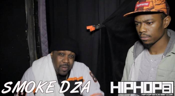 smokedza Smoke DZA Talks 'Dream.ZONE.Achieve', Personal Weed Strain, Being Independent & More With HHS1987