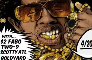 Trinidad Jame$ – B*tch Plea$e Ft. Scotty, Goldyard & 2$ Fabo