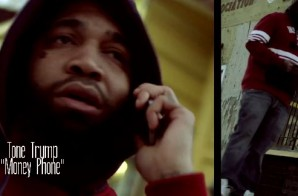 Tone Trump – Money Phone (Video) Ft. Benny Bank$ & Jae O Draft Pick (Dir. By Taya Simmons)