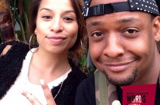 DJ Jasmine Solano Joins Jabari For The Latest Installation Of His Words With Friends Podcast