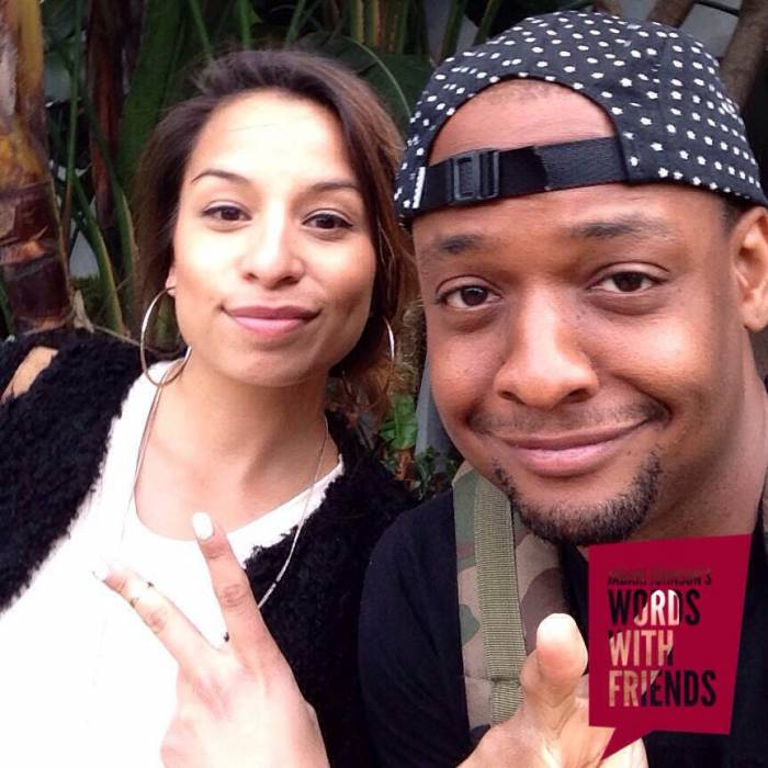 unnamed-28 DJ Jasmine Solano Joins Jabari For The Latest Installation Of His Words With Friends Podcast