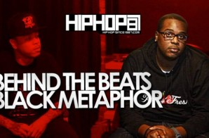 HHS1987 Presents Behind The Beats with Black Metaphor (Video)