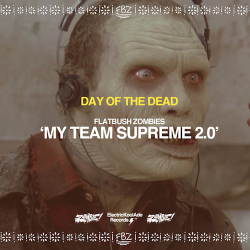 wN4vRQA Flatbush Zombies – My Team Supreme 2.0 ft. Bodega Bamz