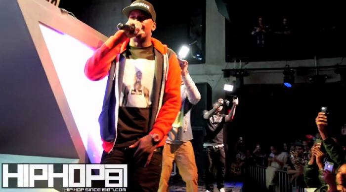 ygnyc YG Performs At The Melrose Ballroom in NYC (03/21/14) (Video)