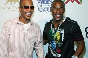 Say It Ain't So: T.I. & Floyd Mayweather Get Into a Brawl in Las Vegas (Video)