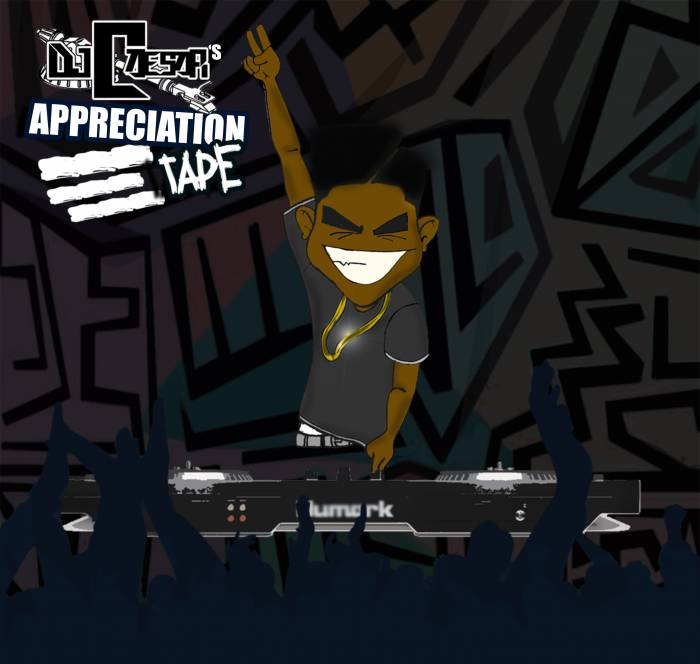 Appreciation Front Cover