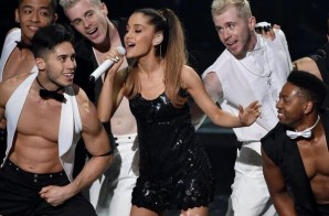 Ariana Grande – The Way / Problem (Live At 2014 iHeartRadio Music Awards) (Video)