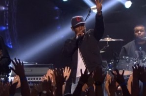 Kendrick Lamar – California Love / M.A.A.D. City (Live At 2014 iHeartRadio Music Awards) (Video)