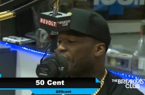 50 Cent – The Breakfast Club Interview (Video)