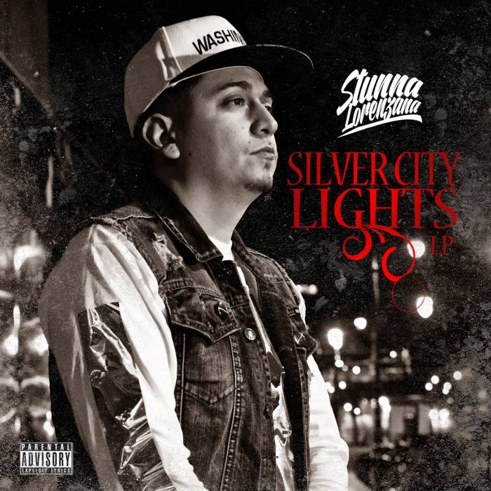 COVER2 Stunna Lorenzana   Silver City Lights LP