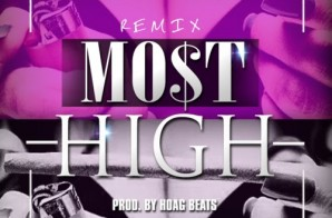 Cliff Po – Mo$t High (Prod. By Hoag Beats)