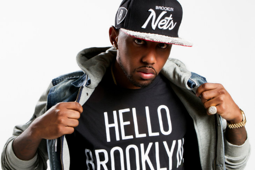 Fabolous Introduces Brooklyn Nets At Game 6 Fabolous Introduces Brooklyn Nets At Game 6 (Video)