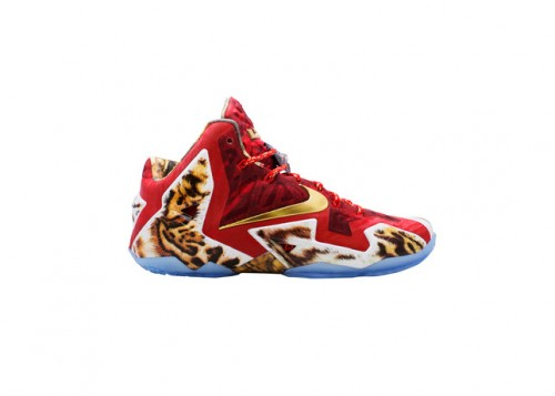 "LBJ11-2K14-Profile-WHIToriginal_large-500x357 Nike & 2K Sports Present: ""Lebron 11 2K14"" Shoe (Photos)"