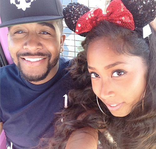 Omarion Pens Letter To Girlfriend And Son Omarion Pens Letter To Girlfriend & His Son For Mothers Day