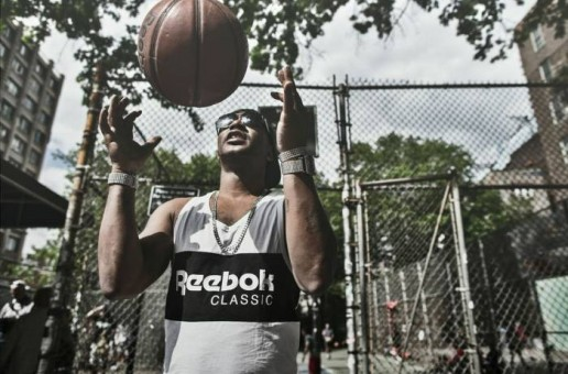 Reebok Presents: Cam'ron Hits the Blacktop in NYC (Video)