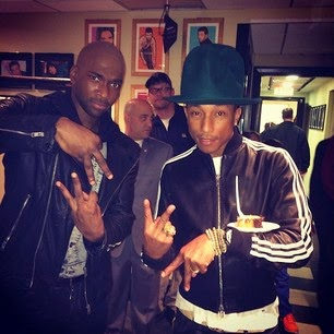 Pharrell WilliamsJayPh
