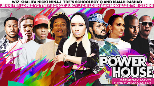 Power 106 Powerhouse 2014 Power 106 Powerhouse 2014 (Video)