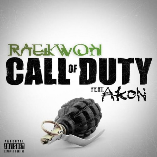 Raekwon-Call_Of_Duty_Ft_Akon Raekwon - Call Of Duty Ft. Akon (Preview)