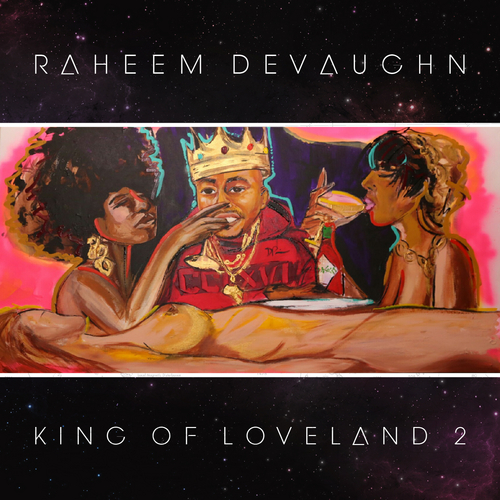 Raheem_DeVaughn_King_Of_Loveland_2-front-large Raheem DeVaughn - King Of Loveland 2 (Mixtape)