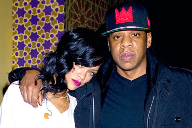 Rihanna and Jay z 1 Rihanna Decides To Depart From Def Jam
