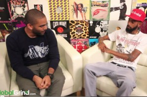 DUBB Talks Never Content, Future Plans & Where He Fits In The L.A Rap Scene w/ Global Grind (Video)
