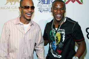 T.I. Speaks On Rumored Injuries From Fight With Floyd Mayweather (Video)