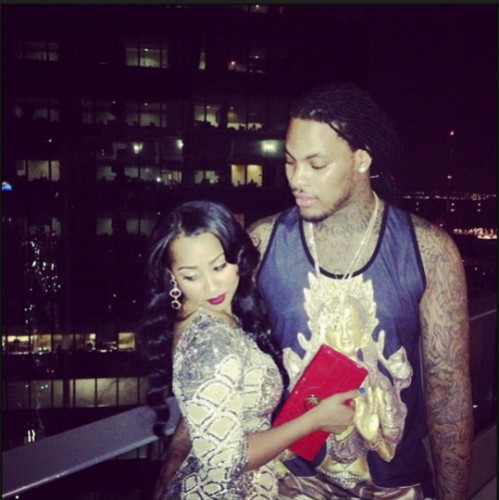 Waka_Flocka_Secretly_Marries_Tammy_Rivera-499x500 Waka Flocka Secretly Marries Tammy Rivera