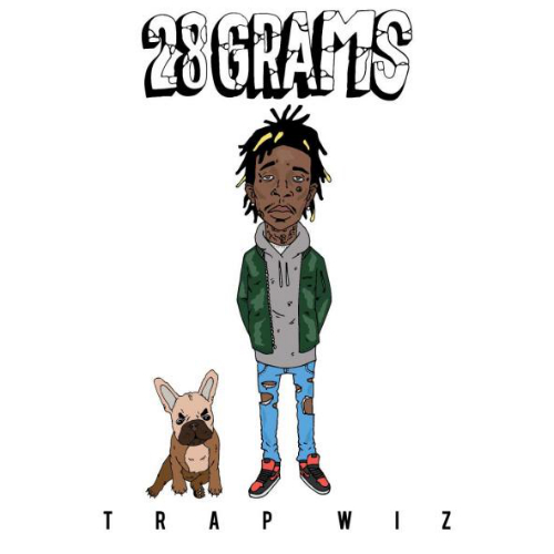 Wiz_Khalifa_28_Grams Wiz Khalifa - 28 Grams (Mixtape)