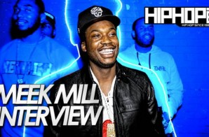 Meek Mill Talks Acceptance From Legends, Unfair Police Profiling, Motivating Followers & More With HHS1987 (Video)