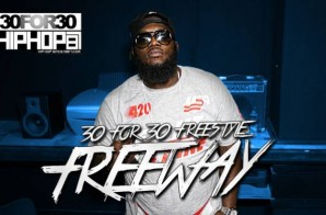 [Day 29] Freeway – 30 for 30 Freestyle (Video)