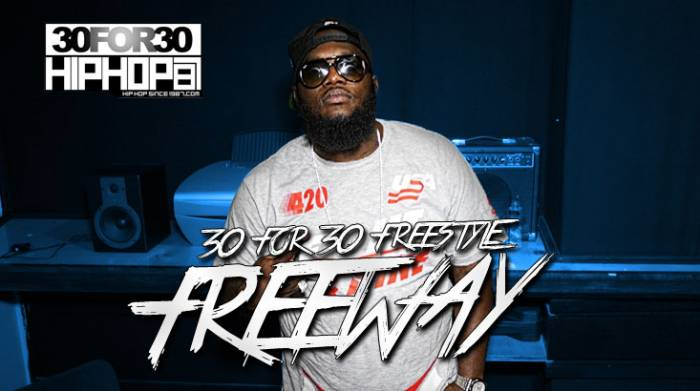 YoutubeTHUMBS-MAY-153 [Day 29] Freeway - 30 for 30 Freestyle (Video)
