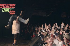 Adventure Time With Action Bronson: Welcome Home Big Body (Video)