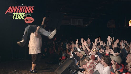 actionbronsonadventuretime5 Adventure Time With Action Bronson: Welcome Home Big Body (Video)