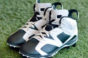 Air Jordan 6 TD Cleat (Photos)
