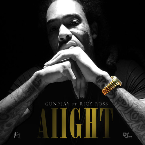 artworks 000079988361 uuvnqn t500x500 Gunplay   Aiight Ft. Rick Ross