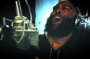 Jakk Frost & DJ Premier – Bars in the Booth (Session 3) (Video)
