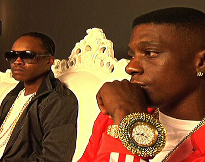 boosie-hurricane-1 Hurricane Chris - Ratchet (Remix) ft. Lil Boosie