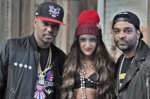 VIBE Magazine Presents: Avian – Billboard Chick Ft. Dipset (Behind The Scenes) (Video)