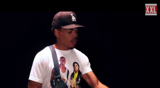 chancetherapperXXLfreestyle Chance The Rapper - 2014 XXL Freshmen Freestyle (Video)
