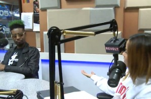 Danny Brown – The Breakfast Club Interview (Video)