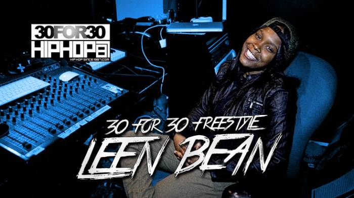 day-11-leen-bean-30-for-30-freestyle-video-HHS1987-2014 [Day 11] Leen Bean - 30 For 30 Freestyle (Video)
