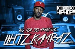 [Day 23] Lihtz Kamraz – 30 For 30 Freestyle (Video)