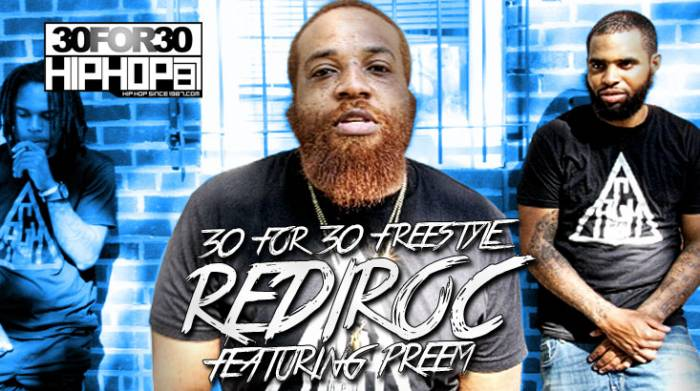 day-26-rediroc-preem-30-for-30-freestyle-video-HHS1987-2014 [Day 26] RediRoc & Preem - 30 for 30 Freestyle (Video)