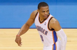 Man on Fire: Russell Westbrook's Big Night ties the NBA Western Conference Finals (Video)