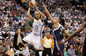 Maya Moore Rocks Exclusive Jordan 11's to Start her WNBA Season (Photo)