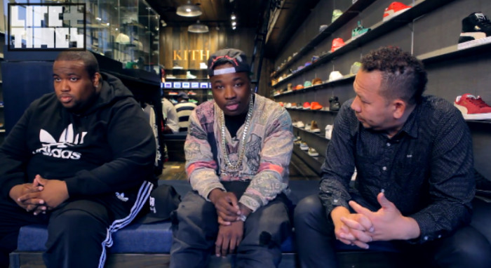 hovain troy elliott 1 Jay Zs Life + Times Presents: The Truth   Troy Ave (Video)